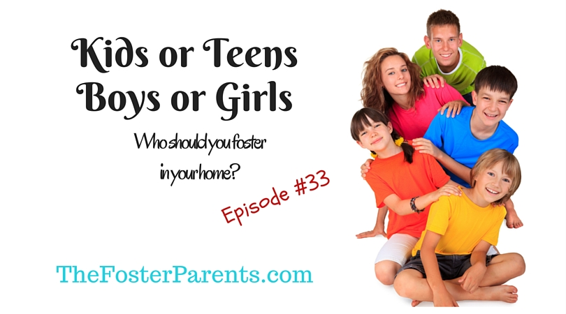 TFP – 033 Boys n' Girls, Kids n' Teens, & What's the Difference?