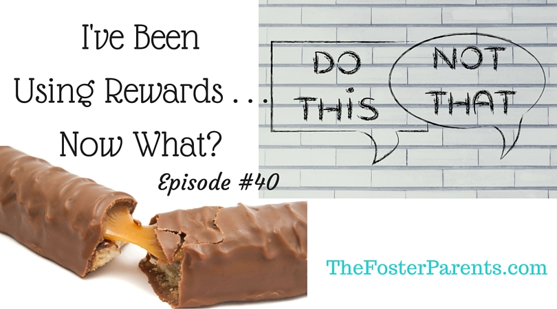 TFP040-I've Been Rewarding…Now What?