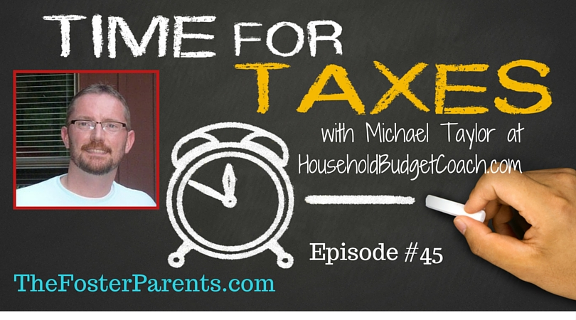 TFP045-Time for Taxes with Michael Taylor